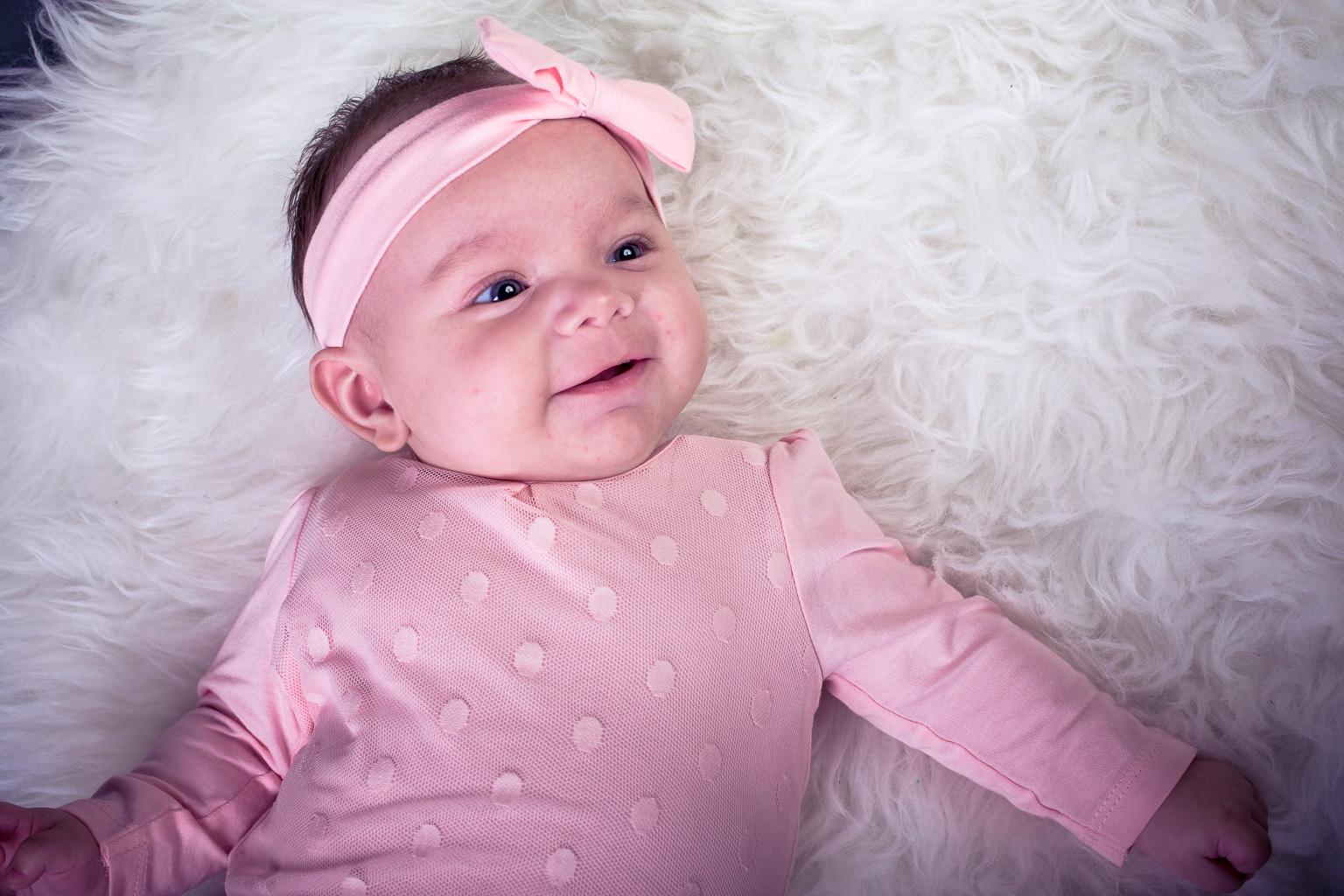 Die kleine Melina