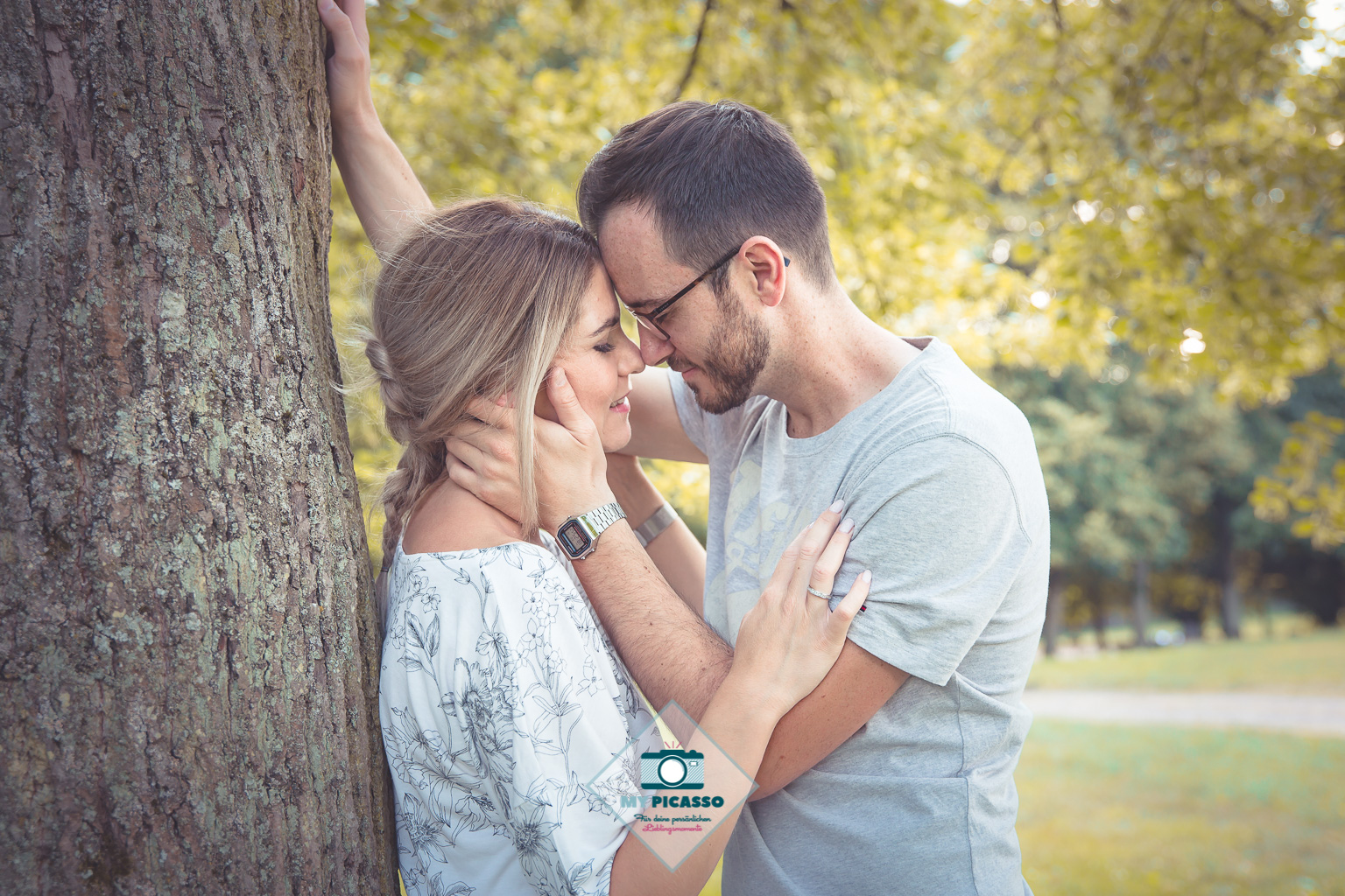 Engagementshooting - Natascha & Daniel