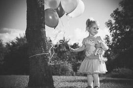 Begeisterung für Ballons